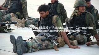 PAKISTAN ARMY SSG THE LIONS OF ALLAH .wmv