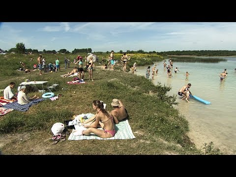 Обзор пляжей Петербурга и Ленинградской области, и не только