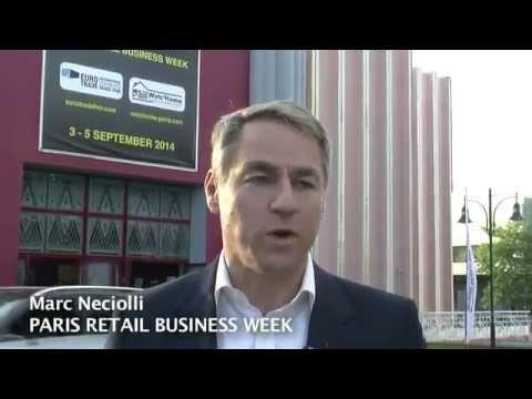 Ouverture de la Paris Retail Business Week