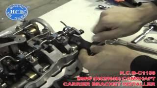 C1156 Двигатели BMW (N42/N46). Поддерживающие приспособления для монтажа/демонтажа распредвала.