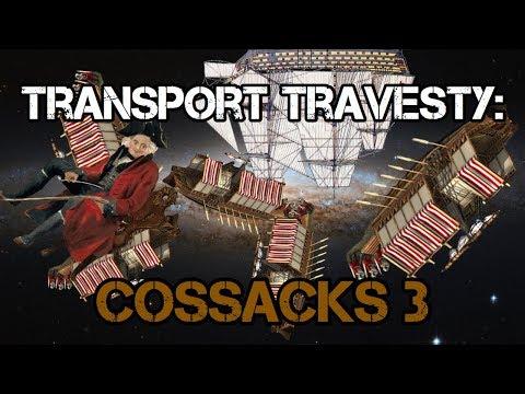 Cossacks 3: Transports Gallore (Part 1) |