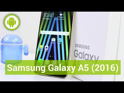Samsung Galaxy A5 (2016), recensione in italiano