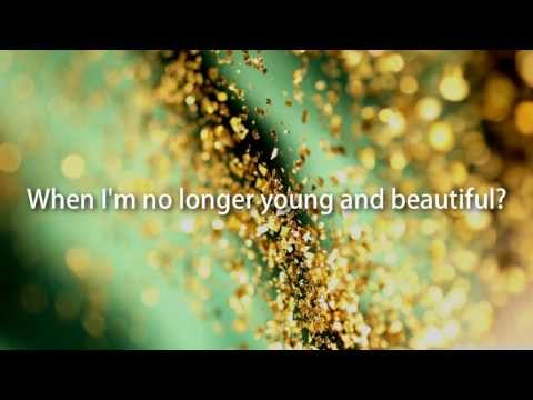 Lana Del Rey - Young and Beautiful (lyrics) (HD)