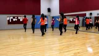 Eye To Eye - Line Dance (Dance & Teach in English & 中文)