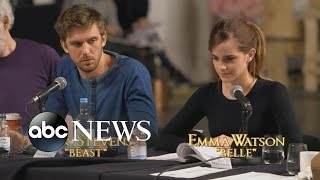 Beauty and the Beast | Emma Watson as Belle in Live-Action