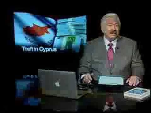 Hal Lindsey Report - The Cyprus Bank Robbery