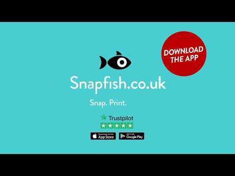 Download The Snapfish App And Get Your Free Prints Today!
