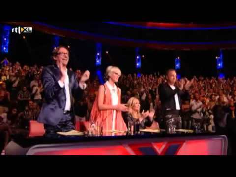 Rochelle Perts - Will You Be There - X Factor 2011 - Halve Finale