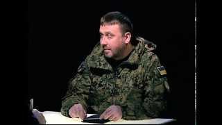 Анонс программы Война и Мир на Первом национальном канале Украина