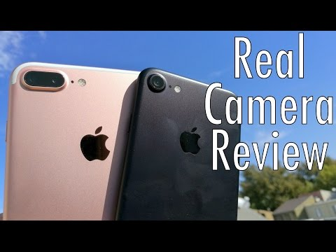 Apple iPhone 7 Plus Real Camera Review (and iPhone 7 too!)