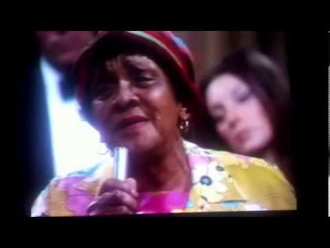 Abraham, Martin and John, Moms Mabley, April 20, 1970 on Pl