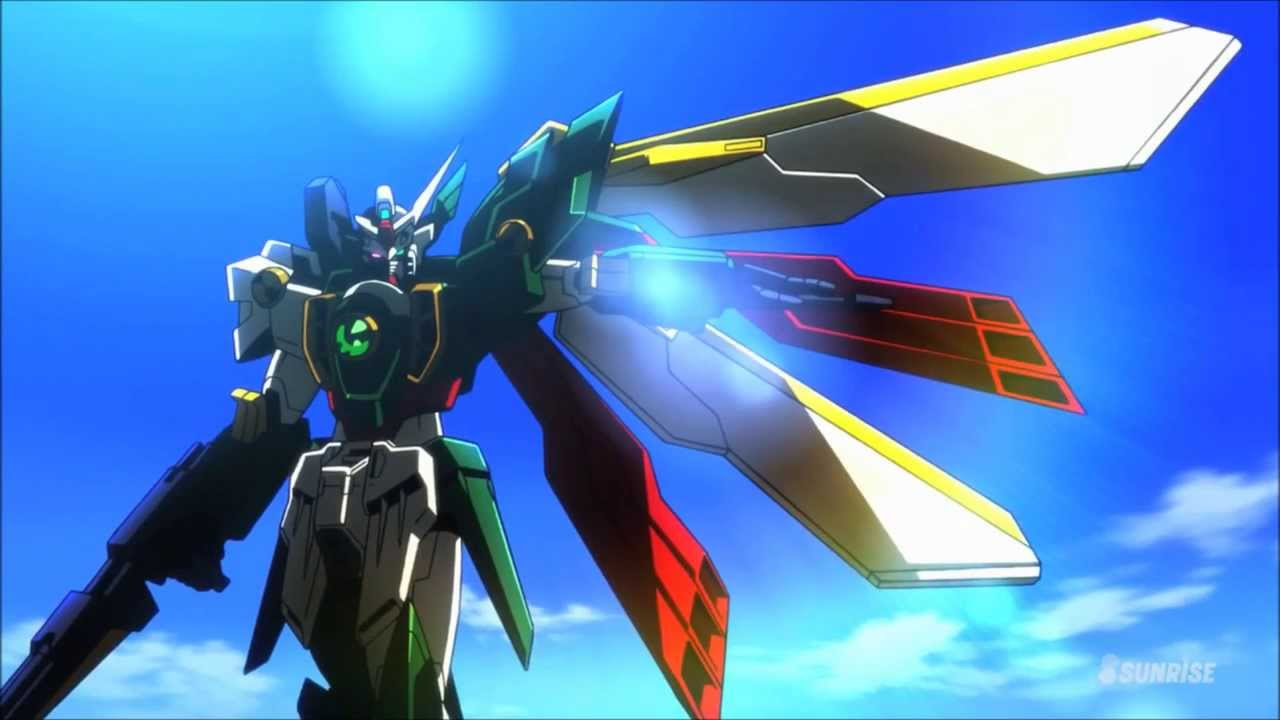 Pictures of Gundam Build Fighters Wing Gundam Fenice - #rock