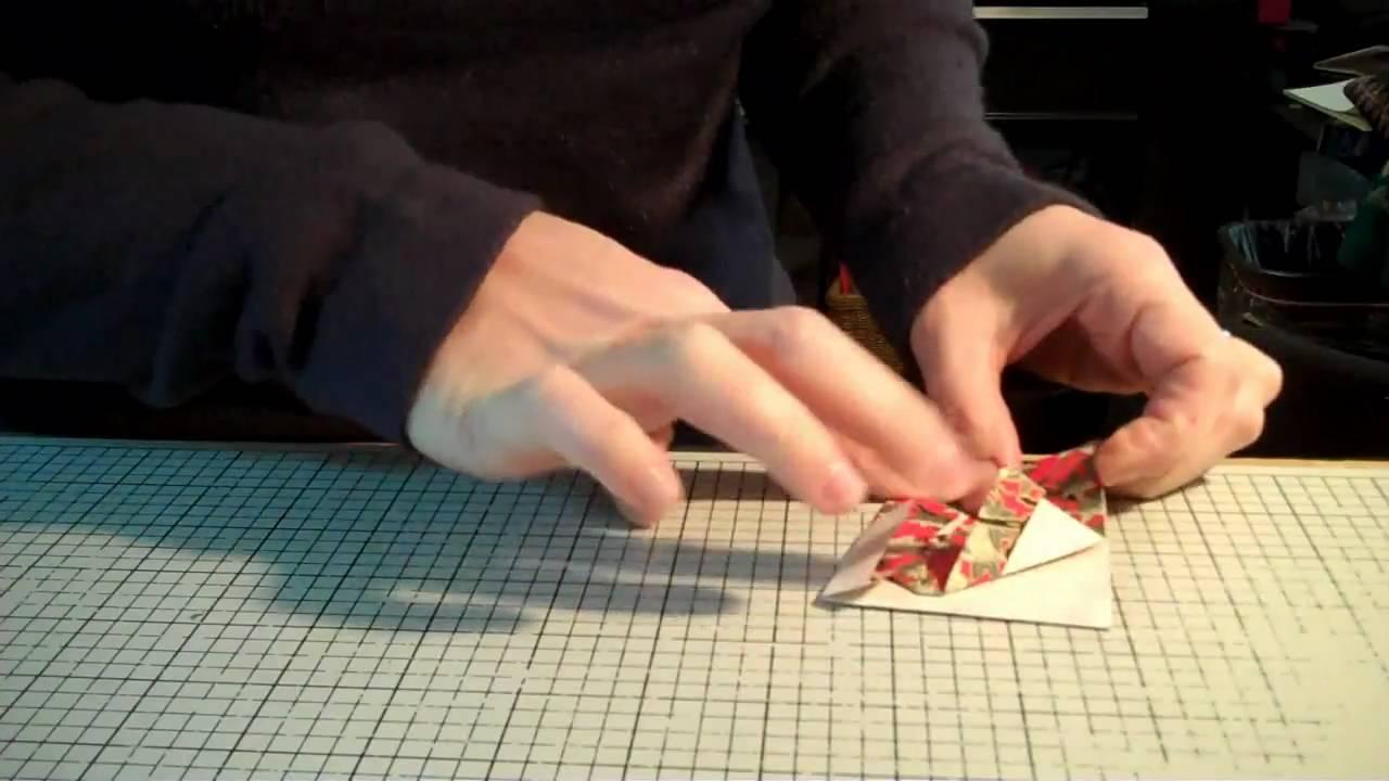 Papercraft How to Make an Origami Kimono