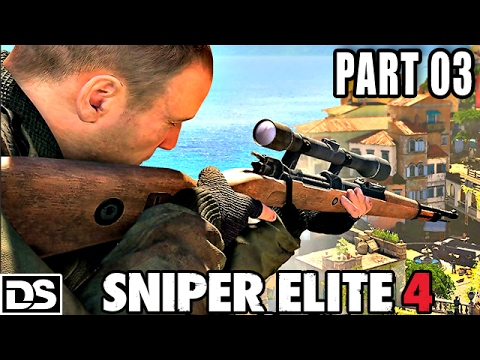 Seite 55 Shooter sniper elite 4 gameplay german ps4 3 engel der barmherzigkeit