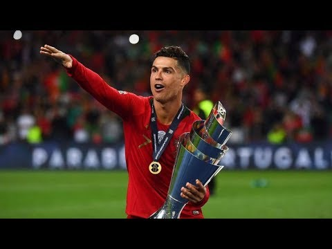 Cristiano Ronaldo Vs Netherlands Highlights Cr7 Lifts Another Trophy Uefa Nations League Youtube