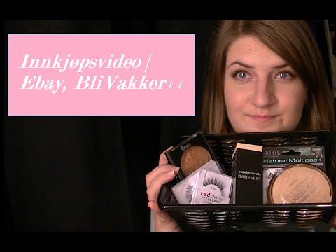 [Norsk] Innkjøpsvideo | Feelunique, BliVakker og Ebay!
