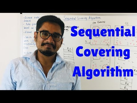 Machine Learning | Sequential Covering Algorithm