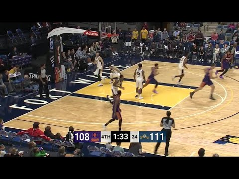Askia Booker (27 points) Game Highlights vs. Fort Wayne Mad Ants