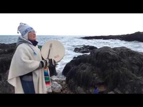Atlantic Ocean - Water Blessing Walk