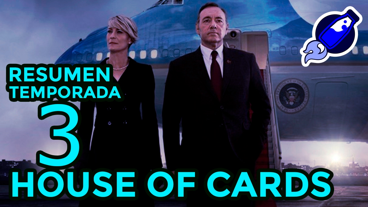 house of cards 3 170 temporada completa resumen hd