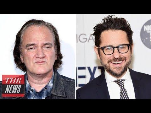 Quentin Tarantino Teaming Up with J.J. Abrams for 'Star Trek' Film | THR News