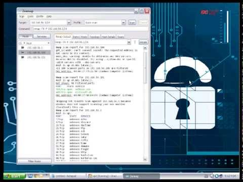 HOW TO HACK WITH NMAP AND COMMAND PROMPT