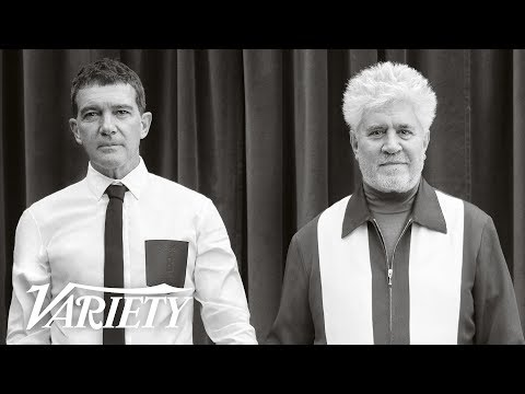 How Antonio Banderas Became Pedro Amodóvar in &39;Pain & Glory&39; - Variety Uncovered
