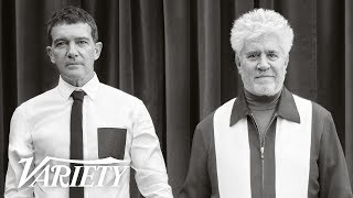How Antonio Banderas Became Pedro Amodóvar in 'Pain & Glory' - Variety Uncovered