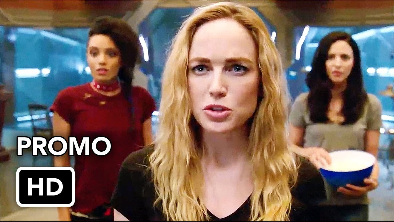 "DC's Legends of Tomorrow 4x05 Promo ""Tagumo Attacks!!!"" (HD) Season 4 Episode 5 Promo"