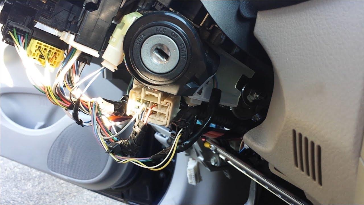 Remote Stop Start Wiring Diagram Dodge 360 Firing Order 2009 - 2013 Toyota Corolla Install Youtube