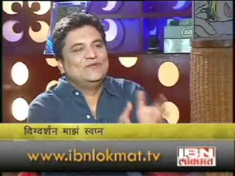 Great Bhet swanand kirkire by IBN Lokmat