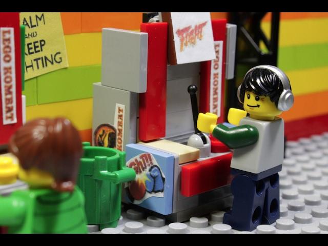 Lego Mortal Kombat - ?????????? ???? ??? ??????? ?????????
