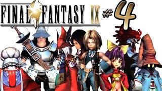 Final Fantasy IX - Part 4 - The frozen cavern [Webcam 1080p HD]