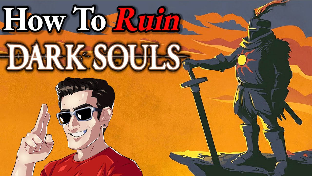 Why An Easy Mode Would RUIN Dark Souls & Elden Ring