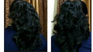 How to get Volumized ponytail/Hair