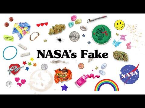 Raffaella - NASA's Fake (Official Lyric Video)