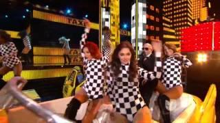 Скачать Pitbull Y Farruko En Premios Lo Nuestro 2016 Hoy Se Bebe Y El Taxi