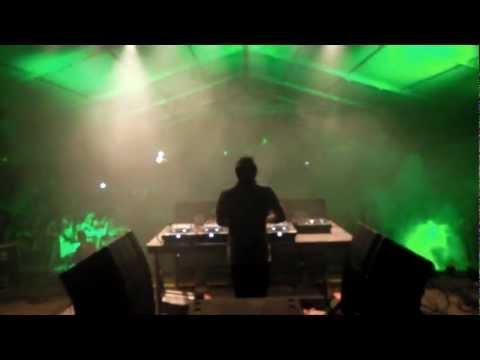 Backstage - Sebastian Ingrosso in Finland @ Weekend Festival 18 Aug 2012