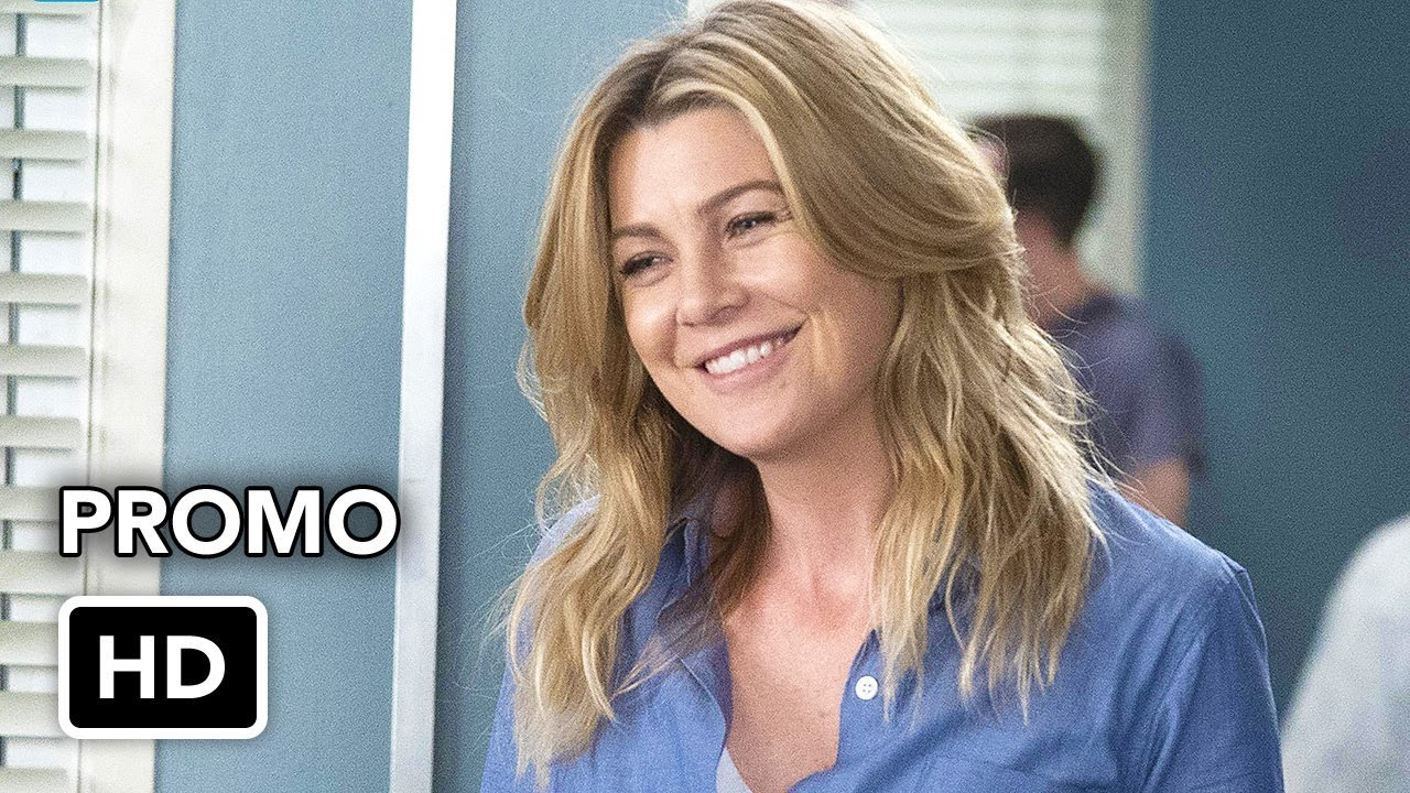 Greys Anatomy 14x17 Promo One Day Like This Hd Season 14