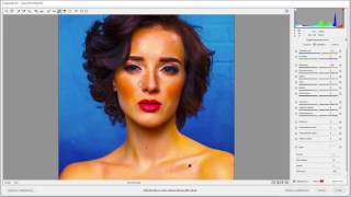 Photoshop для начинающих фотографов. Урок№7. ПРОЯВКА RAW ДЛЯ ПОРТРЕТА. (Евгений Карташов)