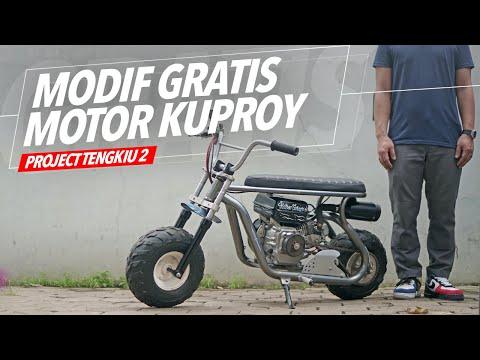Motor Custom Pompa