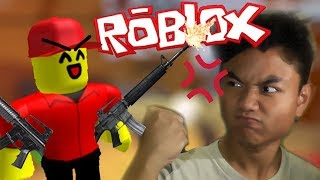 FIGHT TO THE TOP | ROBLOX: Arsenal