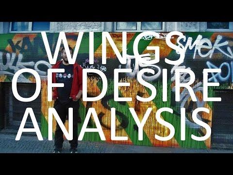 WINGS OF DESIRE ANALYSIS the FILM itself