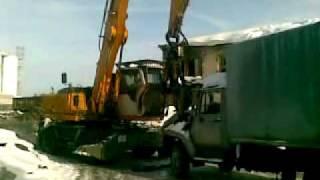 Разборка грузовика за 8 минут.(, 2010-02-08T19:38:47.000Z)