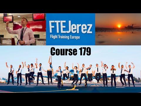 FTE Jerez Course 179 Graduation Video