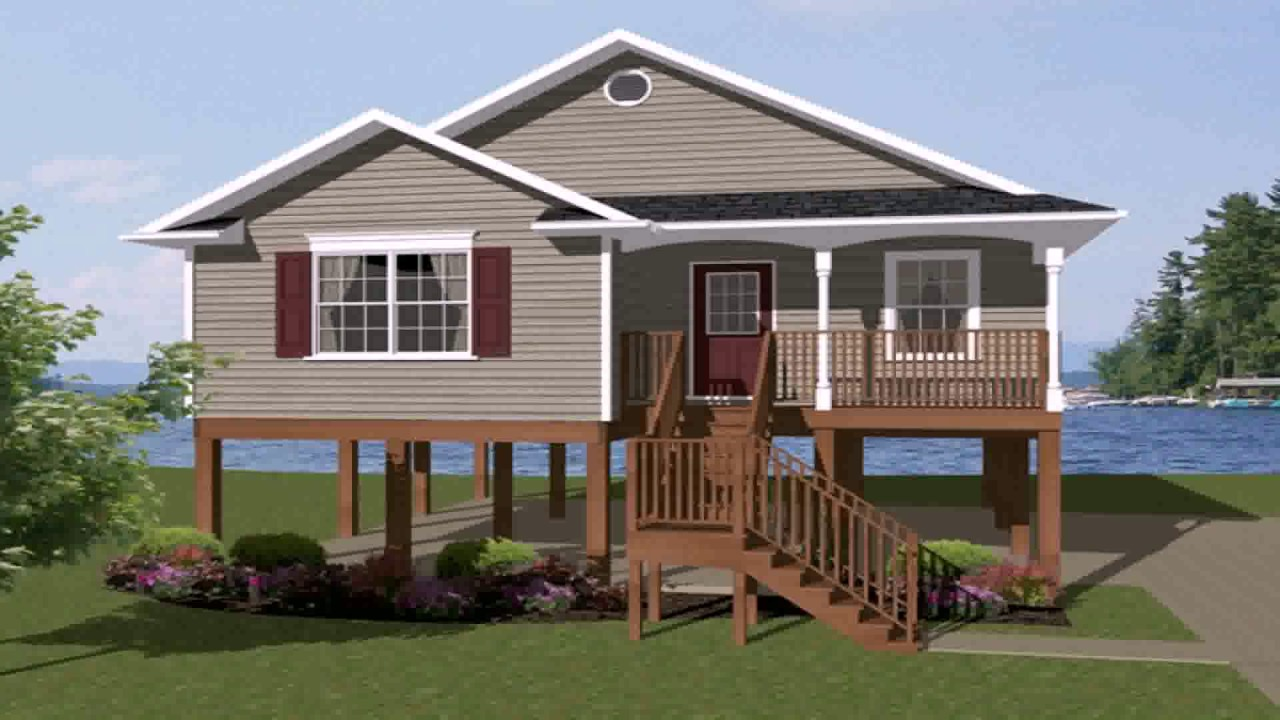 Elevated bungalow house designs in philippines youtube for House design for small houses philippines