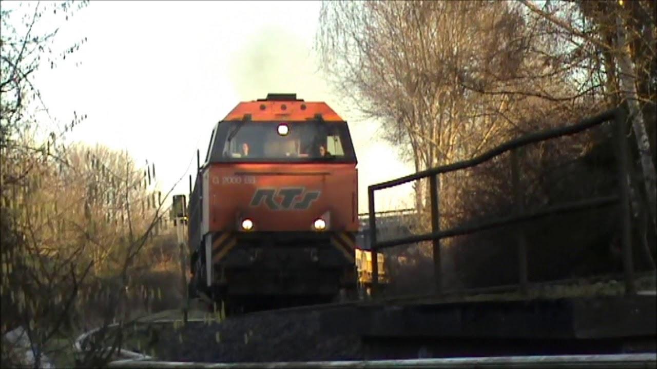 Download Heavy diesel locomotive in the Westerwald