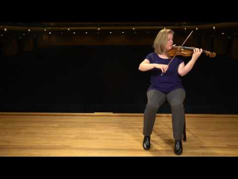 What does a violin sound like? (Ode to Joy)