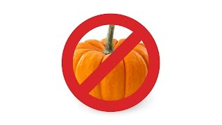 Don't Want No Pumpkin (song Of The Week #24 For October 15, 2015)