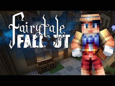 Fairytale Fallout - Minecraft Roleplay - PINOCCHIBRO- Episode 3